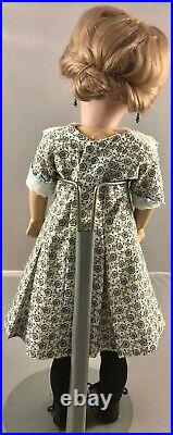 12.5 Antique German Bisque Head 1910 Simon & Halbig Santa Doll! Adorable! 18003