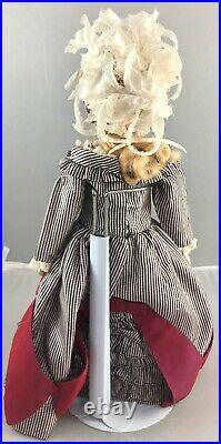 12.5 Antique German Bisque Shoulder Head S&H 1160 Little Women Doll! 17732