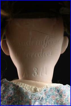 18 Armand Marseille Antique German Bisque Head Floradora Doll Compo Repro Body