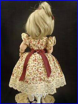 19 tall Adorable rare c1920 Morimura Character Toddler bisque head doll
