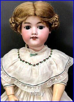 20 Armand Marseille 390n Lovely Antique German Bisque-Head Doll A 5 M A5M