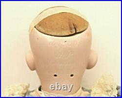 25 Heinrich Handwerck / Halbig 109 Bisque Head Doll Handwerck Composition Body