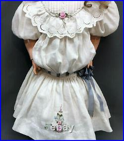 26 Armand Marseille 390n DRGM 246-1 Antique German Bisque Socket Head Doll