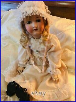 30 Vintage Doll Bisque Head German Armand Marseille A 13 M Composition Body