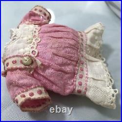 7 Antique Bisque Head Googly Nobbikid Doll AM 253 Circa 1920