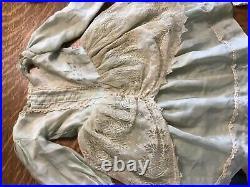 Antique 1880 Kestner German BisqueTurned Head 26 Orig. Clothes