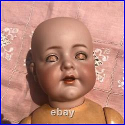 Antique 20 Kammer & Reinhardt baby # 128, S & H bisque head, compo Exquisite