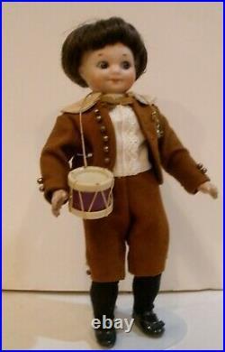 Antique 8 1/2 German Googly doll, bisque socket head, original body
