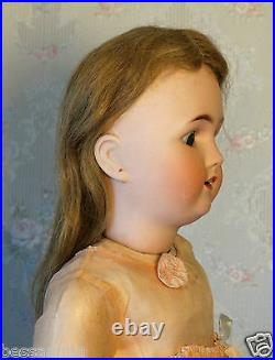 Antique Alt, Beck & Gottschalck Bisque Head Doll, H 23 At91611185