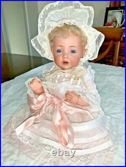 Antique Baby HILDA 237 Kestner 15 Bisque Head