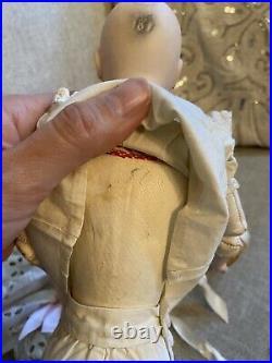 Antique Belton Type Sonneberg French Market 14 Bisque Head Doll Kid Body 181