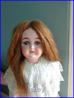 Antique Bisque Head Queen Louise Doll #10