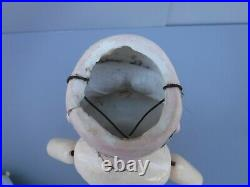 Antique French or German Bisque Head Doll 4/0 18