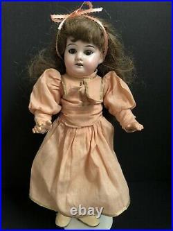 Antique German 12.5 Armand Marseille 1894 Dep Bisque Head Doll Comp. Body