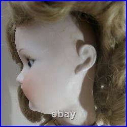 Antique German 24 Armand Marseille Doll A 9 M 390 Bisque Head Composition Body