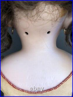 Antique German 24 Simon Halbig Dainty Dorothy 1080 Bisque Head Doll