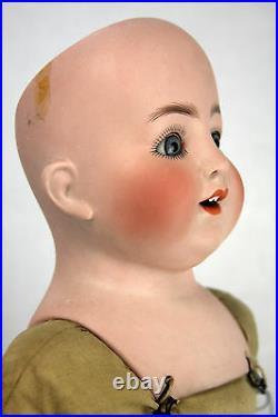 Antique German K & K 56 Shoulder Head Baby Doll ca1920