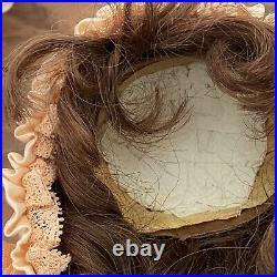 Antique German Kestner Doll DEP 154 Bisque Head Doll 16