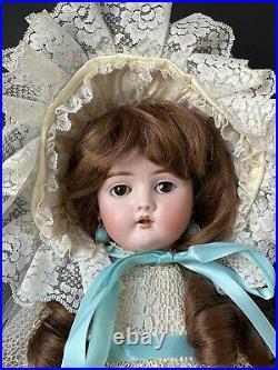 Antique German Max Handwerck 19 Doll Bisque Head Composition Body Mold 421-9
