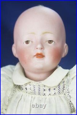 Antique German Rare Kestner 178 Bisque Head Doll 11
