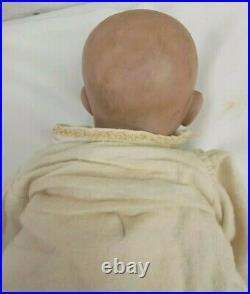 Antique JDK Kestner Doll Germany Bisque Head Composition Body 16 Sleepy Eyes