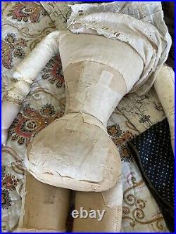 Antique Kestner turned Shoulder head doll