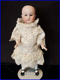 Antique Simon & Halbig 8 3/0 Bisque Head Doll 1079 Mignonette Miniature