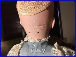 Antique Simon Halbig Heinrich Handwreck German Bisque Head Composition Body