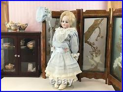 Belton-type Bisque Head Fashion Doll For The French Market 14