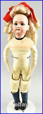 FABULOUS! Cuno Otto Dressel Bisque Socket Head Doll