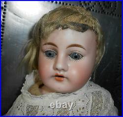 Fine Germany bisque head doll Ernst Heubach mark