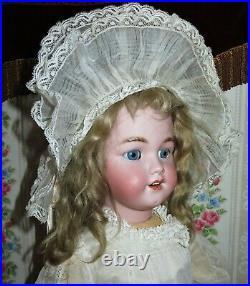 Gorgeous Rare Large 26 Antique German Simon & Halbig #1249 Santa Doll