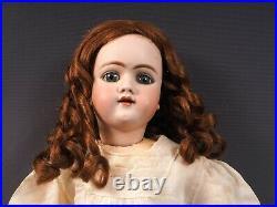 HEINRICH HANDWERCK Doll Germany Bisque Head Composition 26 Antique Marked Body
