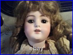 Made in Germany Simon Halbig Bisque Head Doll #1079