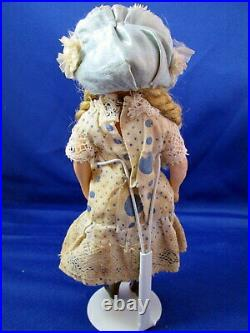 Rare 6/7a/o Simon Halbig 887 Sl Eyes Walking Legs And Head Turns When Walking