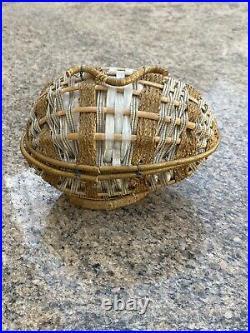 Rare All Bisque French Mignonette 5,2 Inches Dome Head