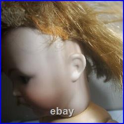 Simon Halbig Bisque Head German 126 Baby Doll 17 K Star Composite Body