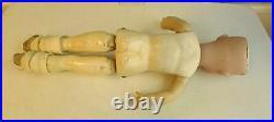 Unusual 18 Kammer & Reinhardt Simon Halbig 403 Walker & Head Moves Bisque Doll