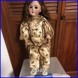 Vintage Kley & Hahn Walkure (4) Doll (24 in), Bisque Head with Composite Body