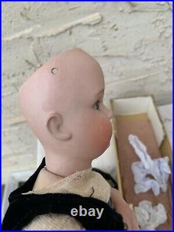 Walkure Bisque Head Doll In Original Box On Teen Body 16 Tall